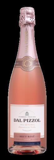 Dal Pizzol Espumante Brut Rosé Charmat 750ml