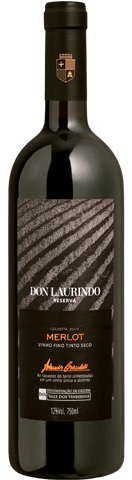 Don Laurindo Vinho Merlot D.O 750ml