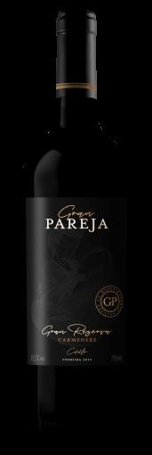 Gran Pareja Vinho Tinto Carmenere GRAN Reserva 750ml
