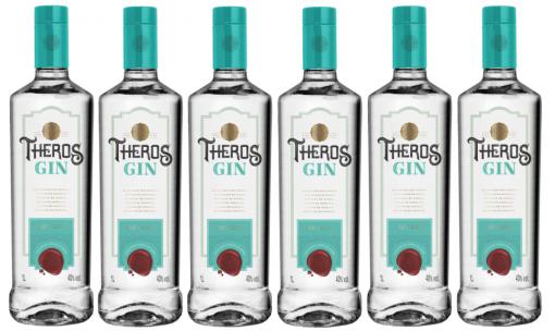 PACK 6 und Salton Theros Gin 1L