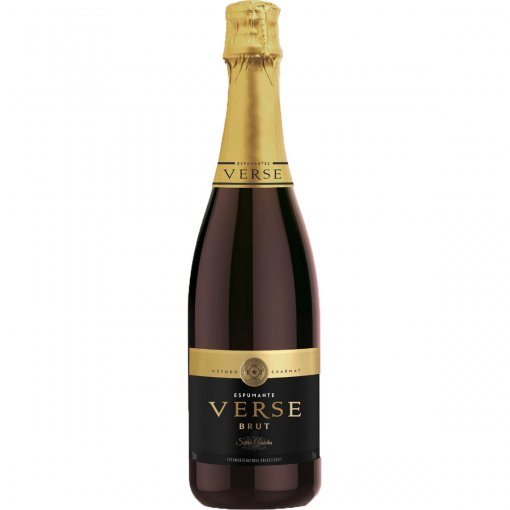 PACK Peterlongo Espumante Verse Brut 750ml - (cx c/ 6und)