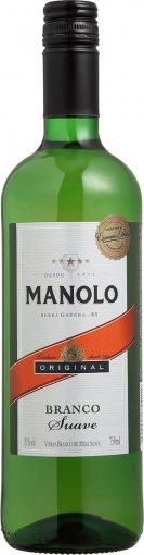 PACK Peterlongo Manolo Branco Suave 750ml - (cx c/ 12und)