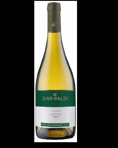 PACK Vinho Garibaldi Reserva Chardonnay 750ml - (cx c/ 6 und)