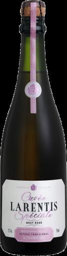 PACK Vinicola Larentis Espumante Brut Rosé 750ml - (cx c/ 6 und)