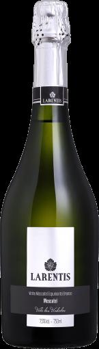 PACK Vinicola Larentis Espumante Moscatel 750ml - (cx c/ 6 und)