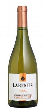 PACK Vinicola Larentis Vinho Reserva Chardonnay/ Viognier 750ml - (cx c/ 6 und)