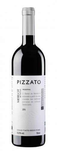 Pizzato Reserva Merlot 750ml