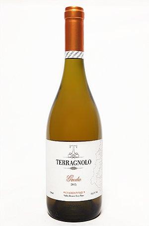Terragnolo Vinho Chardonnay Greda 750ml