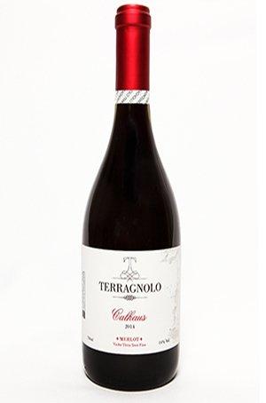 Terragnolo Vinho Merlot Calhaus 750ml