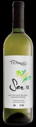Vinho Branco Dunamis Ser ( Chardonnay/ Sauvignon Blanc) 750ml