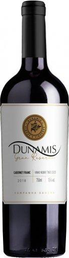 Vinho Dunamis Gran Reserva Cabernet Franc 750ml