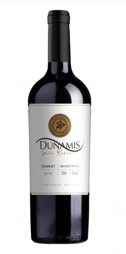 Vinho Dunamis Gran Reserva Tannat 750ml