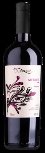 Vinho Dunamis Reserva Merlot 750ml