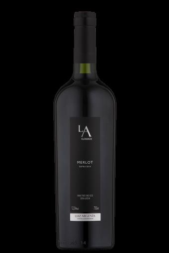Vinho Luiz Argenta Merlot Classico 750ml