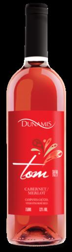 Vinho Rose Dunamis Tom ( Cabernet Franc / Merlot) 750ml