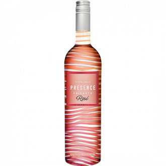 PACK Peterlongo Frisante Presence Rose Suave 750ml - (cx c/ 6und)