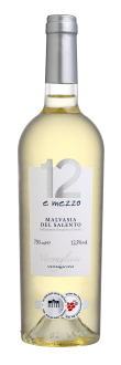 Imagem - 12 e Mezzo Malvasia del Salento IGP 750ml - DIT056