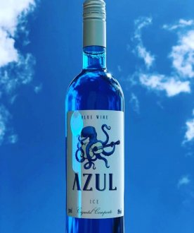 Azul Ice - Blue Wine Casa Motter 750ml