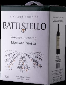 BATTISTELLO Bag in Box 3L Moscato Giallo