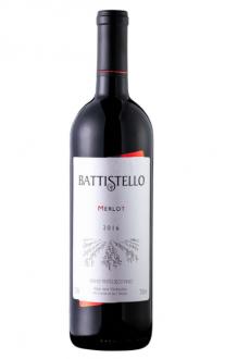 Imagem - Battistello Merlot 750ml - BA007