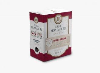 Casa Mondadori Bag in Box Cabernet Sauvignon 3L