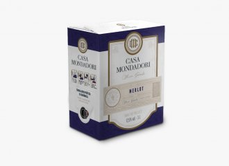 Imagem - Casa Mondadori Bag in Box Merlot 3L  - CMD51