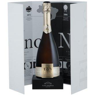 Imagem - Casa Valduga 130 Brut Blanc de Blancs 750ml com Embalagem  - CH220