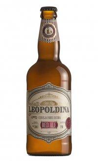 Imagem - Cerveja Leopoldina Red Ale 500ml  - CL016