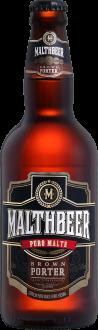Imagem - Cerveja Malthbeer Brown Porter 500ml - MB005