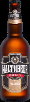 Imagem - Cerveja Malthbeer Pilsner 500ml - MB001