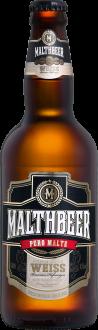 Cerveja Malthbeer Weiss 500ml