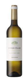 Imagem - Conde Villar Vinho Regional Alentejano Branco 750ml  - QDA005