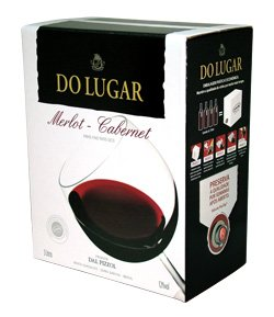 Dal Pizzol Do Lugar Merlot / Cabernet Bag 3L