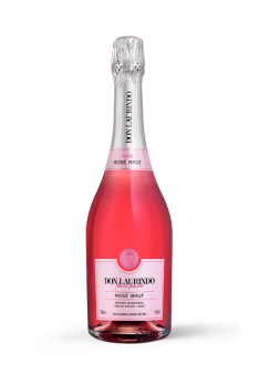 Don Laurindo Espumante Brut Rose 750ml