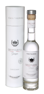 Imagem - Grappa Leopoldina Chardonnay Casa Valduga 200ml - DE018
