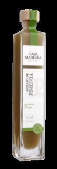 Imagem - Molho de Pimenta jalapeno com Lupulo Casa Madeira 50ml - MP306