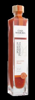 Imagem - Molho de Pimenta Malagueta com Brandy Casa Madeira 50ml - MP308