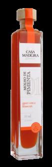 Imagem - Molho de Pimenta Sweet Chili com Maracujá Casa Madeira 50ml - MP305