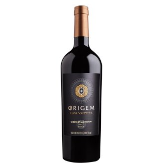Imagem - Origem Cabernet Sauvignon CHILE Casa Valduga 750ml - OR209