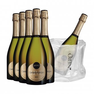 Pack Espumante Ponto Nero Celebration Brut 750ml