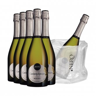 Imagem - Pack Espumante Ponto Nero Celebration Moscatel 750ml - DPN415PACK