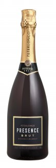 Imagem - PACK Peterlongo Espumante Presence Brut 750ml - (cx c/ 6und) - PT601