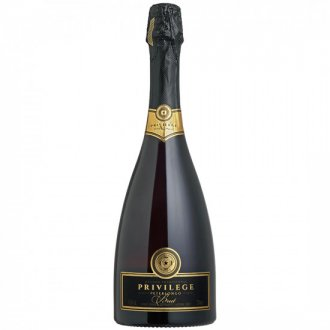 PACK Peterlongo Espumante Privillege Brut 750ml - (cx c/ 6und)