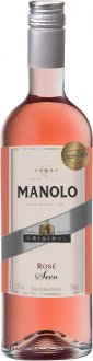Imagem - PACK Peterlongo Manolo Rose Seco 750ml - (cx c/ 12und) - PT4514