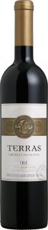 PACK Peterlongo Terras Cabernet Sauvignon 750ml - (cx c/ 6und)