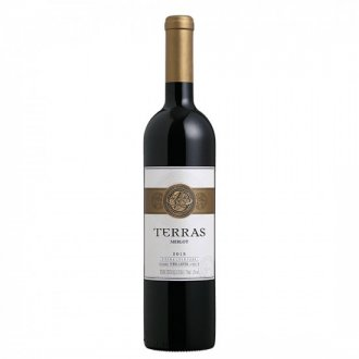 Imagem - PACK Peterlongo Terras Merlot 750ml - (cx c/ 6und) - PT502