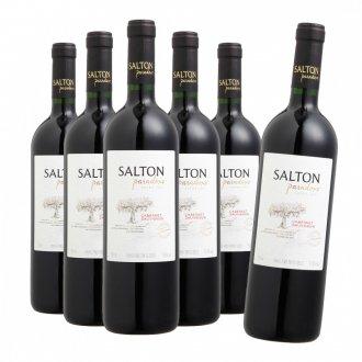 Imagem - PACK Salton Vinho Paradoxo Cabernet Sauvignon 750ml - (CX C/6UND) - SA1502