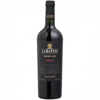 Imagem - PACK Vinicola Larentis Vinho Reserva Merlot 750ml - (cx c/ 6 und) - LA009