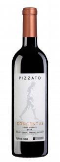 Imagem - PACK Pizzato Concentus - Merlot / Tannat / Cab. Sauvignon 750ml (cx c/ 6und) - PZ009