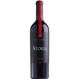Imagem - Storia Merlot 2015 - Tinto Seco 750ml  - SR500